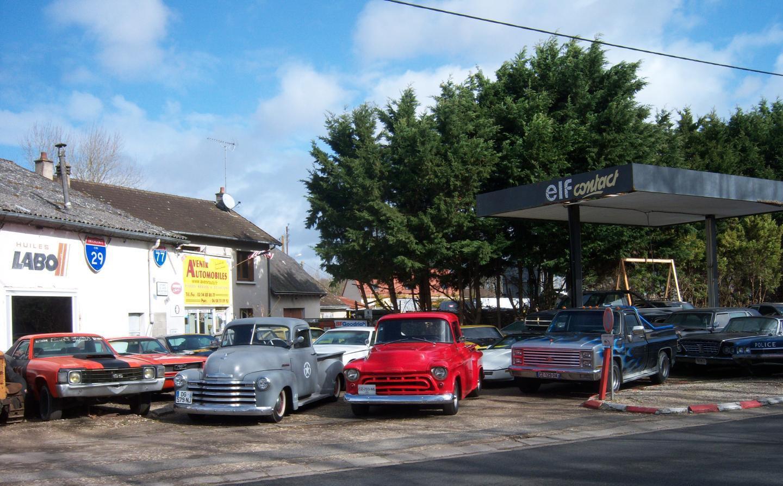 Entretien voiture americaine carrosserie americaine for Garage export voiture paris
